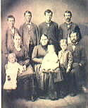 Family of Jesse Franklin Eller and Mary Ann Laxton!